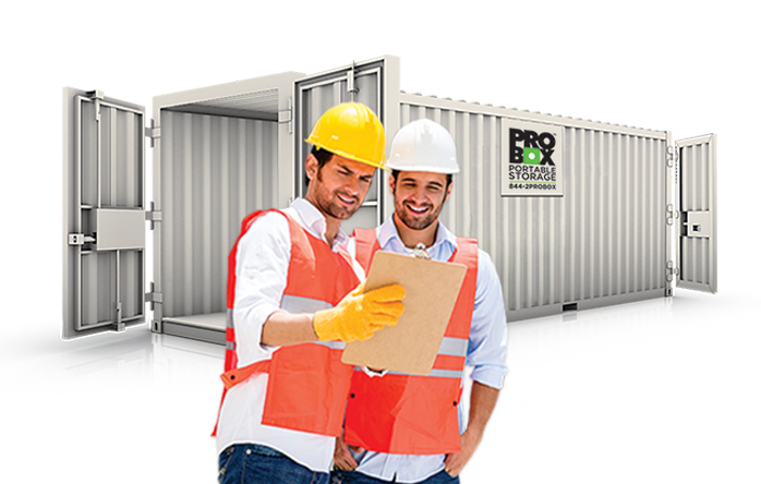 Pro Box Portable Storage Storage Containers for Rent in Oklahoma City
