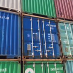 Retired Shipping Container