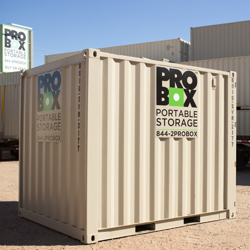 10 Foot Storage Container