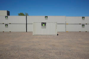15 Foot Shipping Container