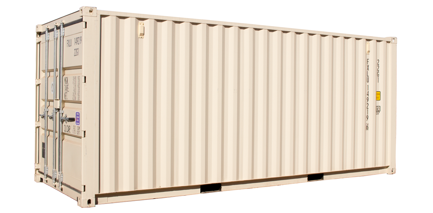 Conex Shipping Container